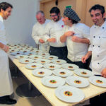 Presentación de Degusta con cocineros riojanos