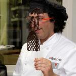 Cata de chocolate