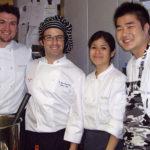 Cocineros con estrella del camino