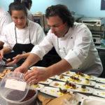Certamen Slow Food, escuela Mendizorroza Vitoria