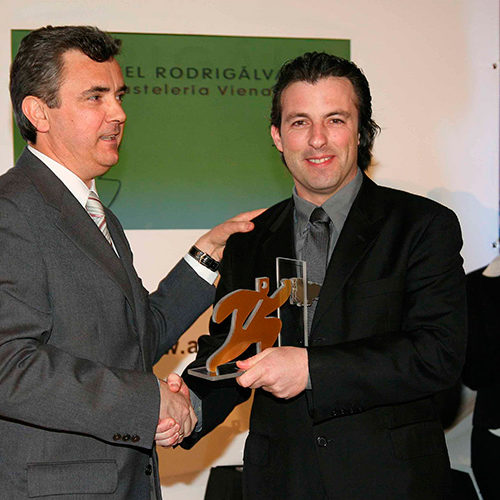 Premio AJER Joven Empresario